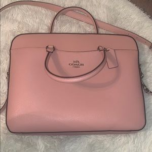Brand New Coach Laptop Bag.  Immaculate condition.